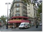 Знаменитая Le Rotonde