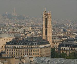 Какая связь между башней Сен-Жак и Святым Иаковом?