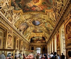 Как собирали коллекции Лувра?