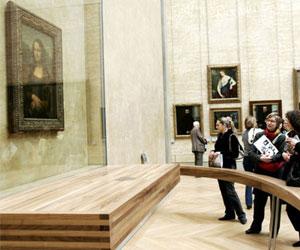 Залы Лувра и их шедевры