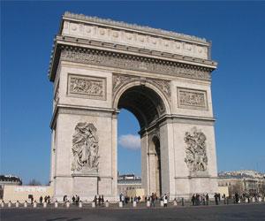 Памятник Триумфальная арка