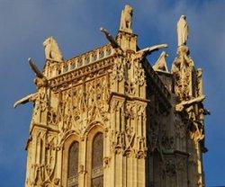 Парижская башня Сен-Жак временно открыта для туристов!