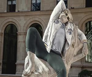 Скульптуры Лувра