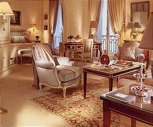 Самые легендарные отели Парижа