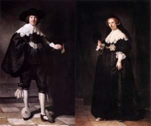 Лувр купил два дорогих полотна кисти Рембрандта