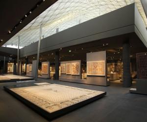 Зал исламского искусства в галерее Лувр