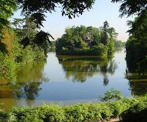 Булонский лес – таинственный Париж