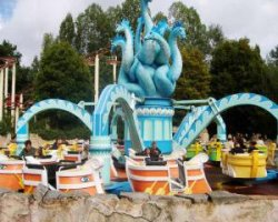 Парк Астерикс и его аттракционы