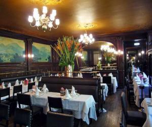 Рестораны с красивыми видами на Париж