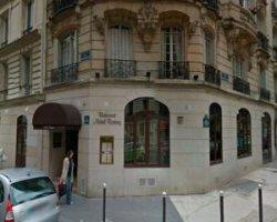 Парижский ресторан Michel Rostang