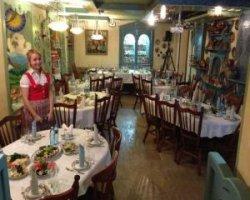 Парижский ресторан Bel Canto