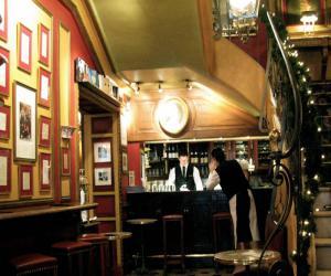 Ресторан Парижа La Tour D'Argent