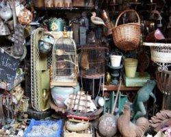 Блошиные рынки в Париже