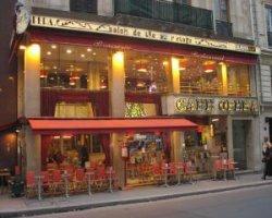 Парижский ресторан L'Opera